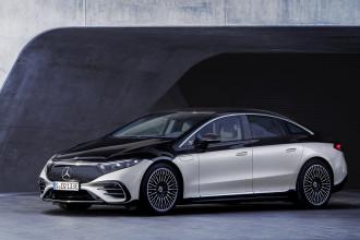Mercedes-Benz revela o elétrico EQS