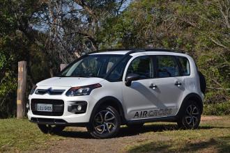 Avaliação: Citroën Aircross 2015