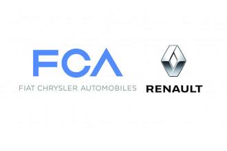 FCA e Renault analisam possibilidade de fusão