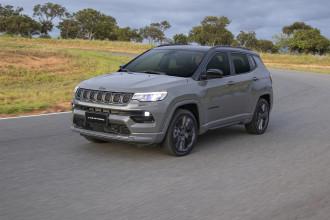 Novo Jeep Compass 2022 apresentado com todas suas novas versões