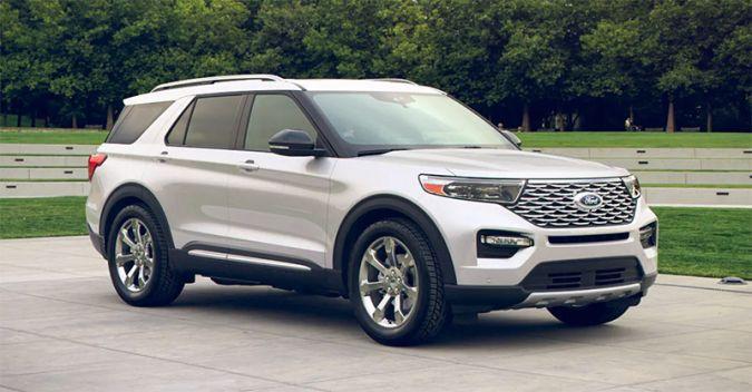 Carro tecnológico: conheça o novo Ford Explorer