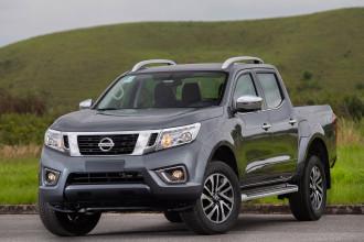 Nissan Frontier bate recorde de participação de mercado no Brasil em fevereiro