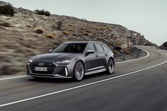 Audi revela o novo RS 6 Avant