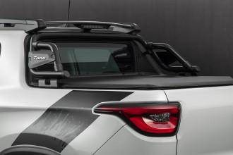 Nova Fiat Toro oferece ampla linha de acessórios originais