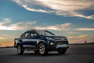 GM acelera produção da nova Chevrolet S10