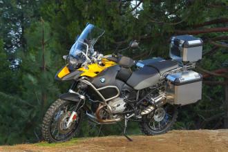 BMW Motorrad com a produção nacional da linha R 1200 GS.