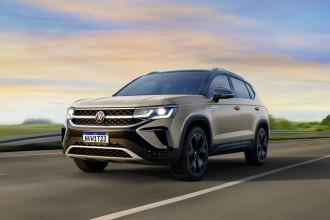Novo Volkswagen Taos é apresentado sem camuflagem