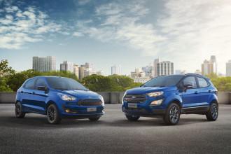 Ford lança série especial limitada do Ka e do Ecosport