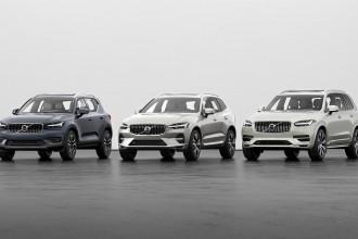 Volvo é líder absoluta entre os SUVs e recordista entre os eletrificados no Brasil