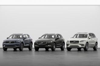Volvo alcança a liderança do segmento premium de SUVs