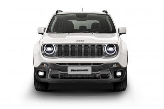 Jeep Renegade chega ao modelo 2020