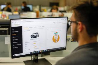 Renault lança plataforma para a gestão de frotas