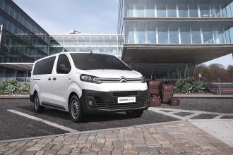 Citroën lança novo Jumpy Vitré