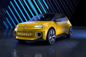 Renault 5 Prototype, do clássico ao moderno