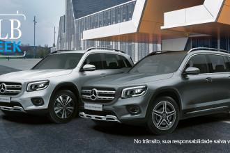 Mercedes-Benz realiza primeira ação de vendas GLB Week