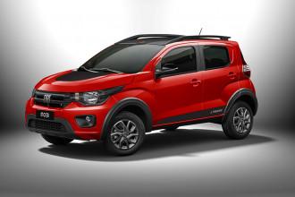Fiat apresenta Mobi 2021, e com nova versão Trekking