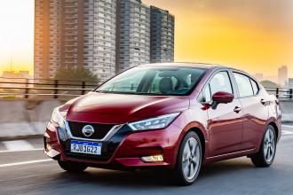 Nissan Versa chega totalmente repaginado a linha 2021
