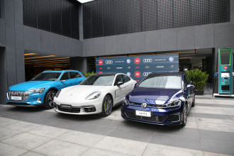 Volkswagen firma parceria para rede de recarga ultrarrápida no Brasil