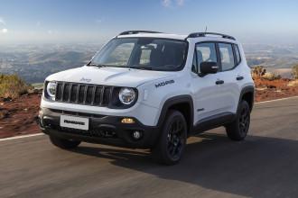 Jeep Renegade retoma liderança em SUVs em novembro