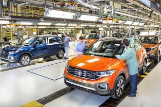 Volkswagen abre programa de visitas em todas as suas fábricas