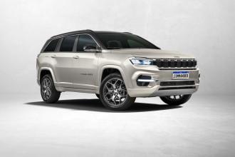 Jeep inicia pré-venda do Commander na quinta-feira (26/08)