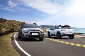 Citroën C4 Cactus recebe série especial C-Series