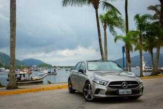 Mercedes-Benz Classe A contribui para liderança no primeiro trimestre