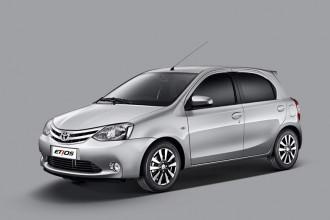 Toyota e a série especial Etios Platinum