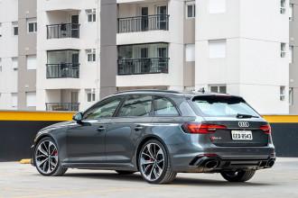 Novo Audi RS 4 Avant chega ao mercado brasileiro