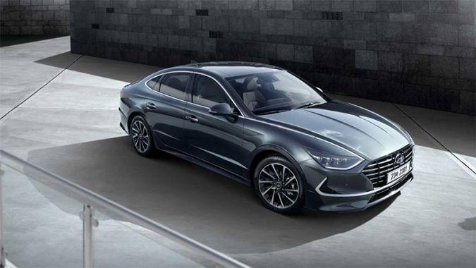 Conheça a nova geração do Hyundai Sonata