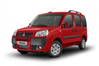 Fiat Doblò 2015 chega ao mercado