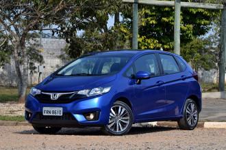 Novo Honda Fit muda tudo, no modelo 2015