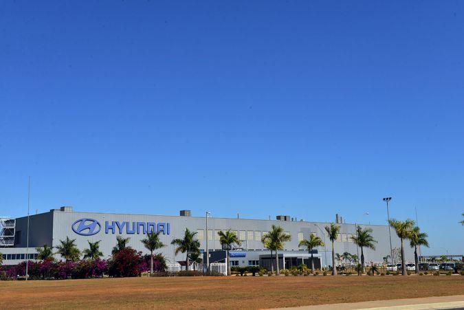 Hyundai eleva capacidade da fábrica para 210 mil carros ao ano