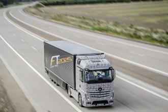 Mercedes-Benz e o caminhão do futuro