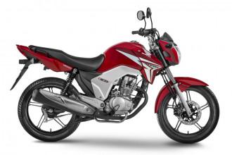 Honda e a moto barata com freios combinado