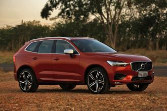 Volvo teve alta nas vendas totais de 36,7% em relação a 2018