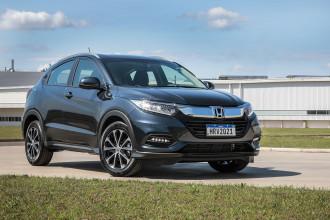 Honda apresenta o HR-V na linha 2021