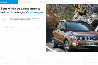 Volkswagen lança agendamento de serviços on-line