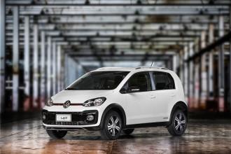 Volkswagen Up! ganha novas versões