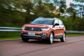 Volkswagen registra seu melhor mês de vendas do ano em agosto