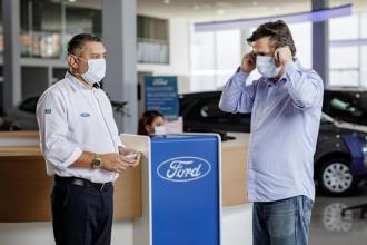 Ford traz ações focadas na proteção dos clientes