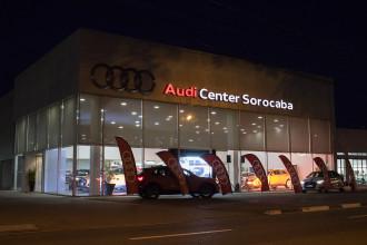 Audi Center Sorocaba promove evento de experiência com Novo Audi Q3