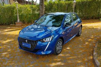Novo Peugeot 208 chega com visual arrojado e muita tecnologia