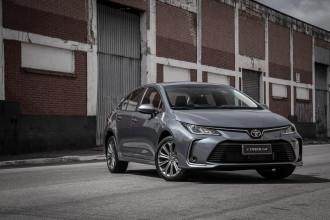 Toyota oferece blindagem certificada para Novo Corolla 2020
