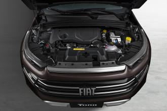 Nova Fiat Toro estreia inédito motor 1,3 litro turbo flex batizado de T270