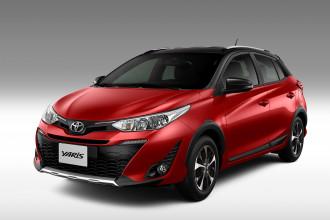 Toyota Yaris 2020 recebe algumas evoluções