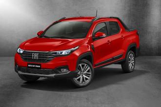 Fiat lança Nova Strada para ampliar a liderança no mercado