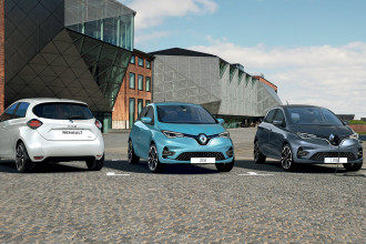 100% elétrico Renault Zoe recebe atualização e sobrenome E-Tech