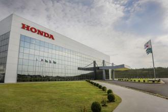 Honda completa dois milhões de automóveis comercializados no Brasil