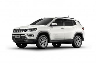 Jeep Compass alcança maior participação de mercado desde que foi lançado